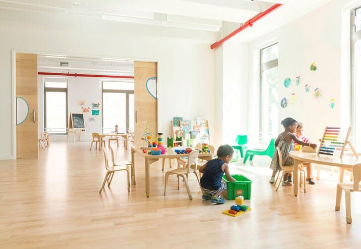 """children at play maple street school BFDO 4MATIV indiaartndesign"""