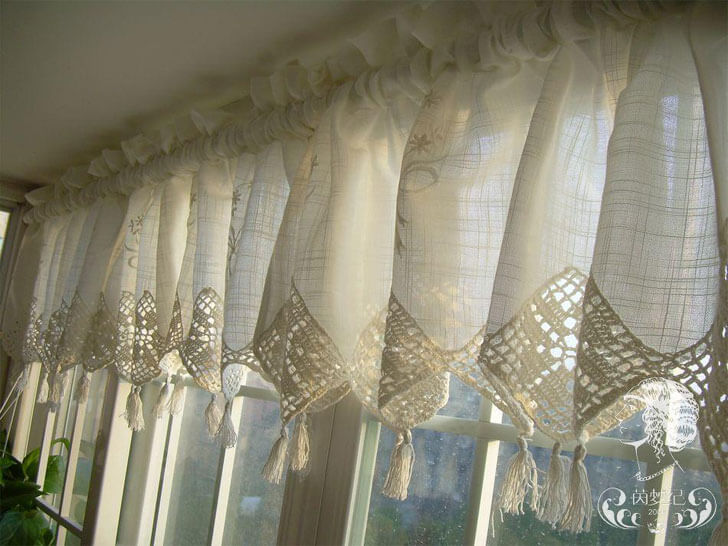 """lace curtains vintage feel indiaartndesign"""