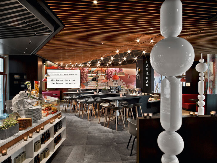 """restaurant interiors white monkey ippolito fleitz indiaartndesign"""