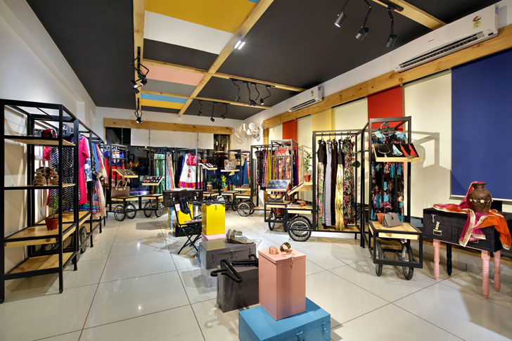 """overview boutique manoj patel design studio indiaartndesign"""
