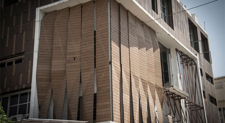 """Parametric Facade Rat Lab indiaartndesign"""