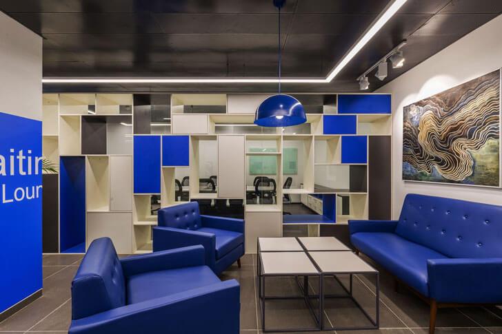 """waiting area renesa architects indiaartndesign"""