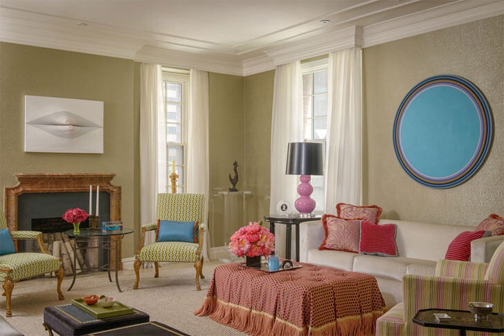 """living room Solis Betancourt and Sherrill indiaartndesign"""