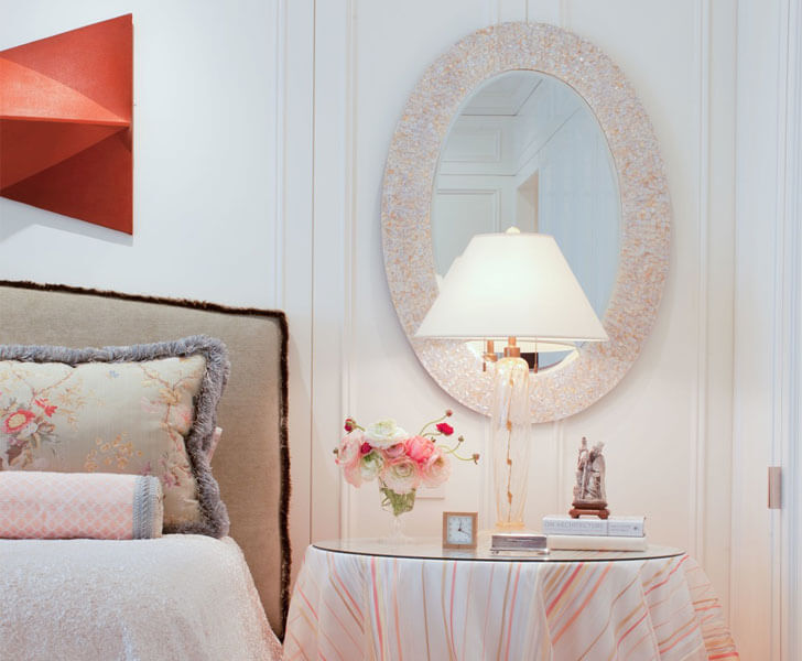 """master bedroom detail Solis Betancourt and Sherrill indiaartndesign"""