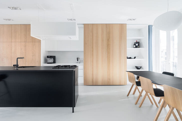 """kitchen as connect i29 architects indiaartndesign"""