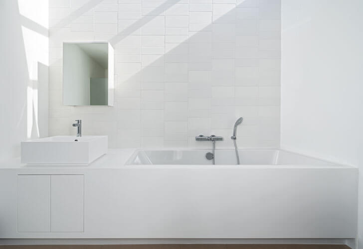 """natural light bathroom i29 architects indiaartndesign"""