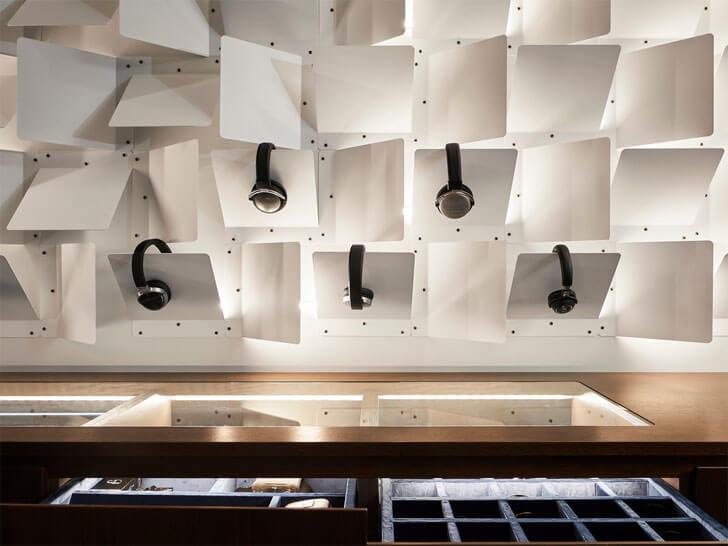 """""""display headfoneshop Batay Csorba Architects indiaartndesign"""""""