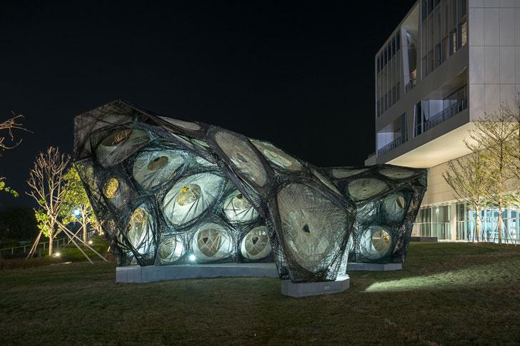 """dome Design Museum Shenzhen MVRDV indiaartndesign"""