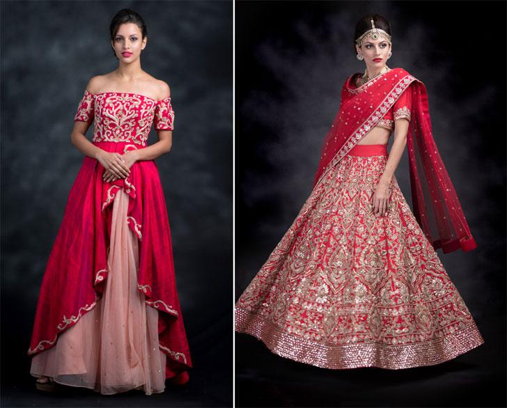 """bridal couture Masumi Mewawalla indiaartndesign"""