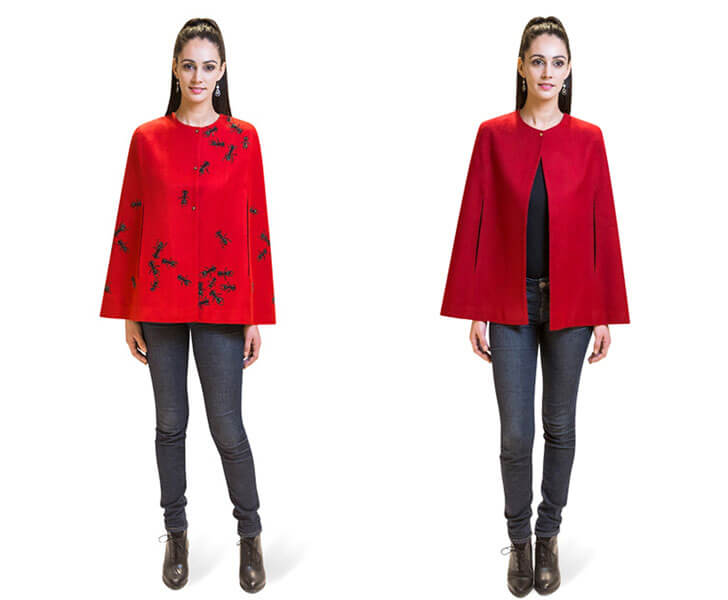 """capes kukoonthelabel indiaartndesign"""