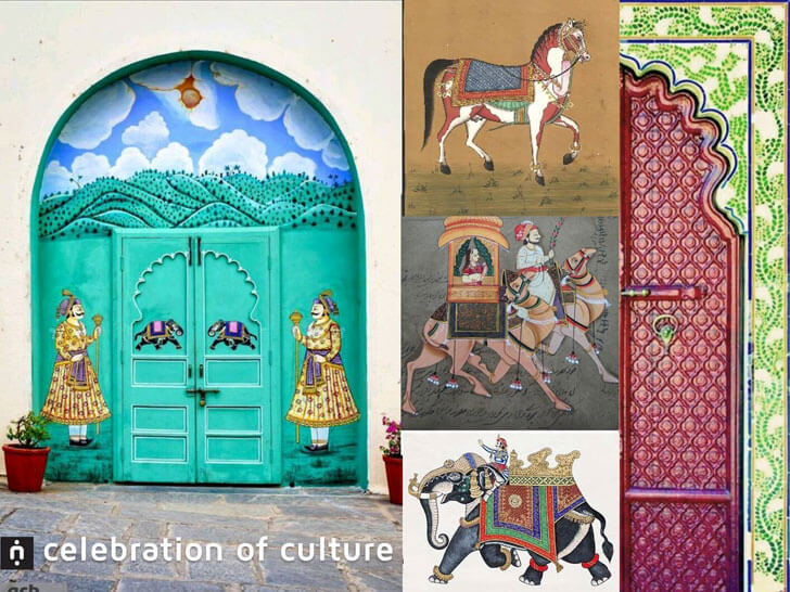 """celebration of culture panchvati gaurav sankraman studio indiaartndesign"""