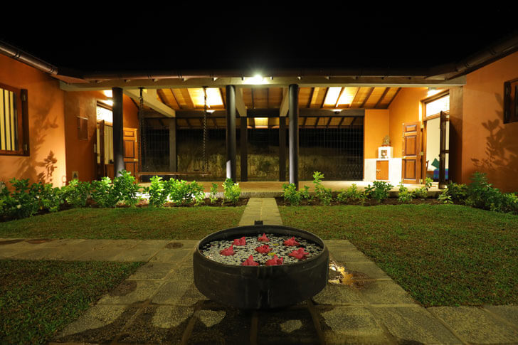 """central courtyard with urli anjalendran indiaartndesign"""