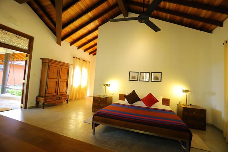 """master bedroom anjalendran indiaartndesign"""