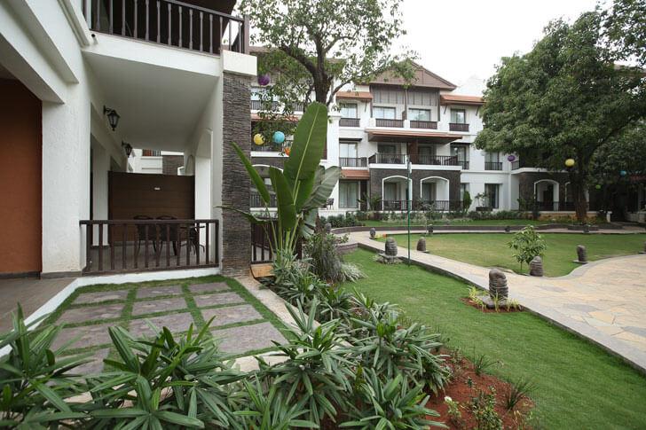 """private garden rhythm resorts arch group international indiaartndesign"""