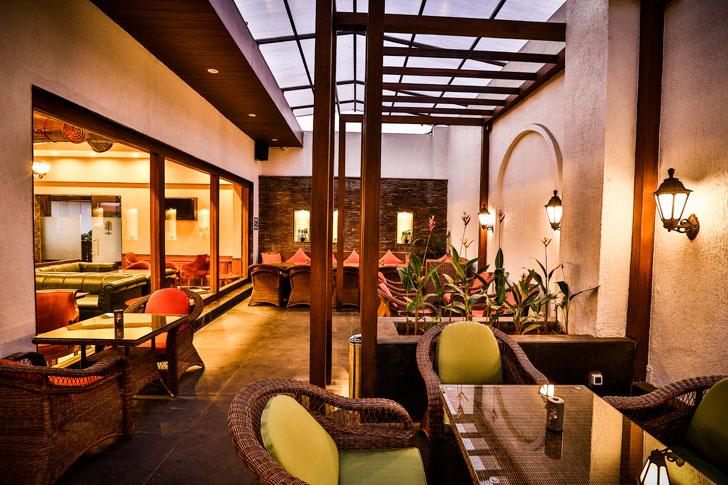 """restaurant rhythm resorts arch group international indiaartndesign"""