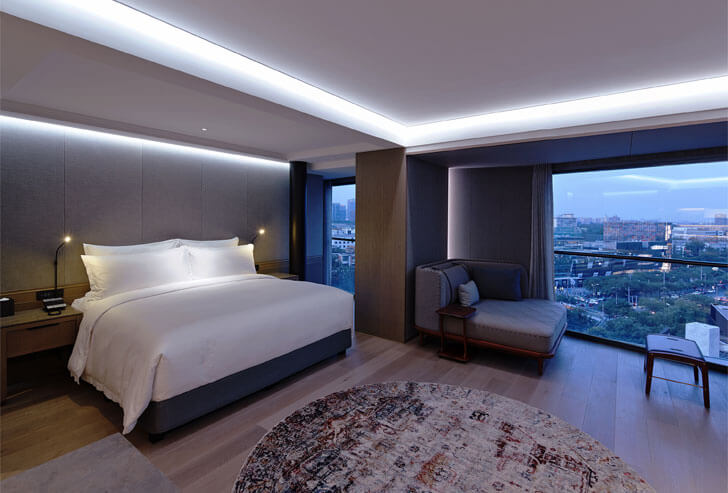 """guest room chao hotel GD lighting design indiaartndesign"""