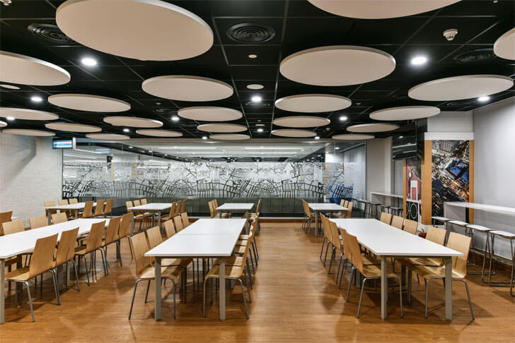 """here solutions cafeteria beyond design indiaartndesign"""