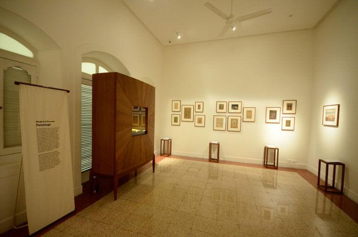 """""""display kasturbhai lalbhai museum indiaartndesign"""""""