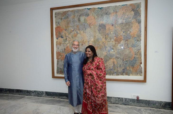 """""""sanjay jayshree lalbhai kasturbhai lalbhai museum indiaartndesign"""""""