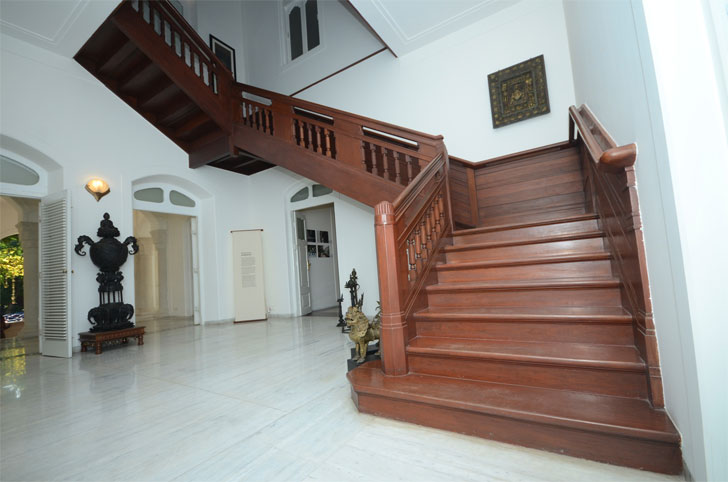 """""""staircase kasturbhai albhai museum indiaartndesign"""""""
