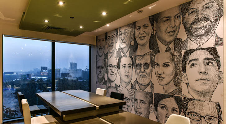 """dow jones mumbai PKA indiaartndesign"""