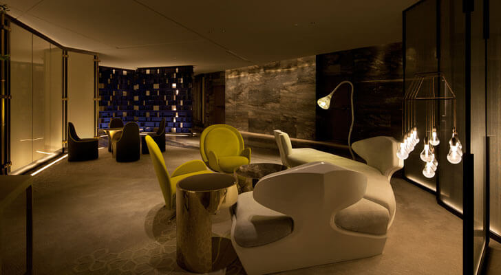 """public space Beijing Hotel GD lighting design indiaartndesign"""