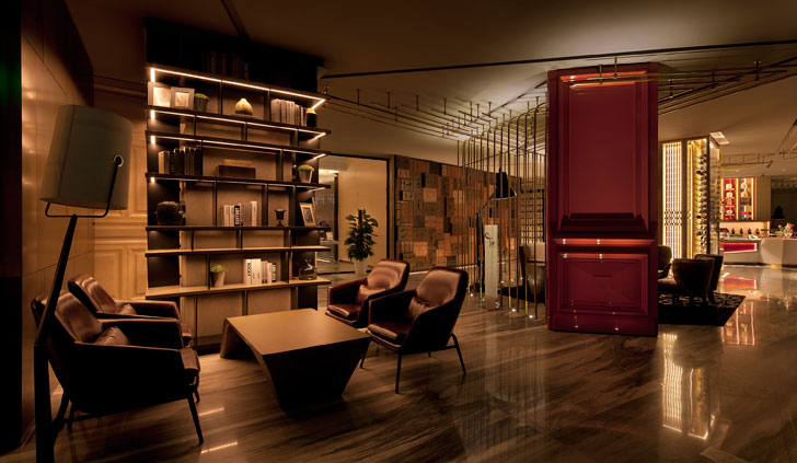 """public space2 Beijing Hotel GD lighting design indiaartndesign"""