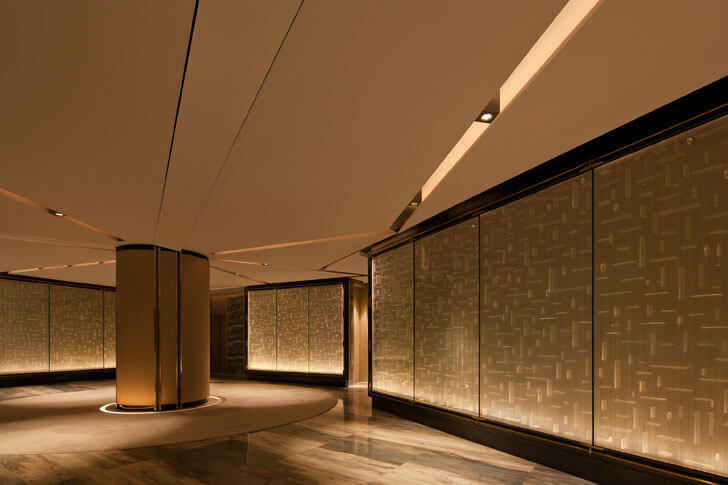 """public space3 Beijing Hotel GD lighting design indiaartndesign"""