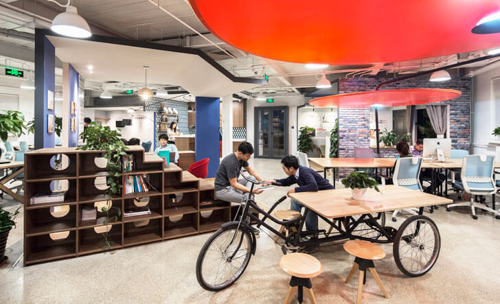 """tricycle table house of parts office PAO indiaartndesign"""