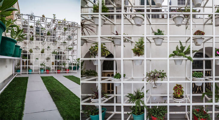 """planters renesa architects indiaartndesign"""