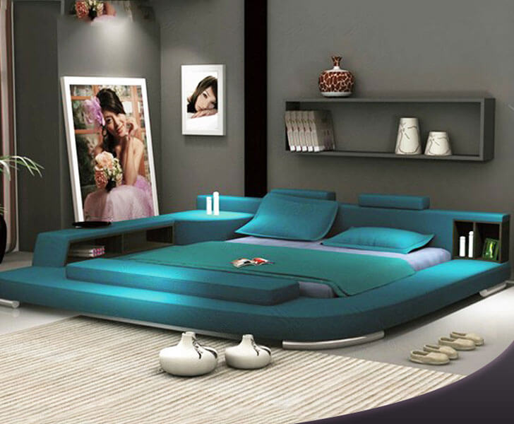 """low bed teen bedroom ideas indiaartndesign"""