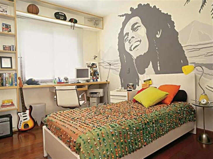India Art N Design Inditerrain Bedroom Designs For Teen Boys