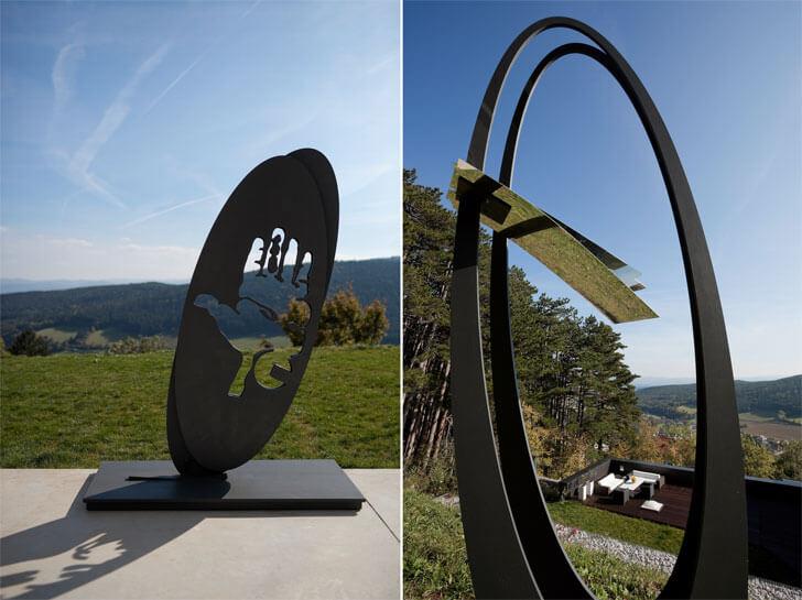 """""""sculpture garden veech x veech indiaartndesign"""""""