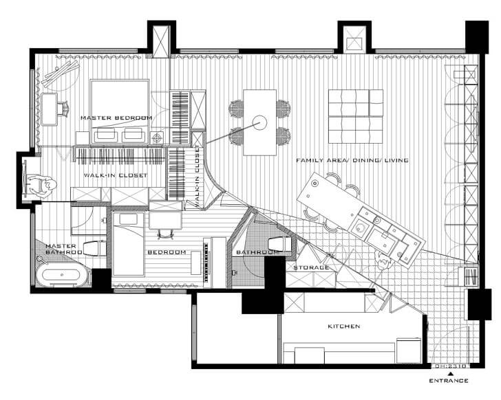 """ganna design residence layout plan indiaartndesign"""