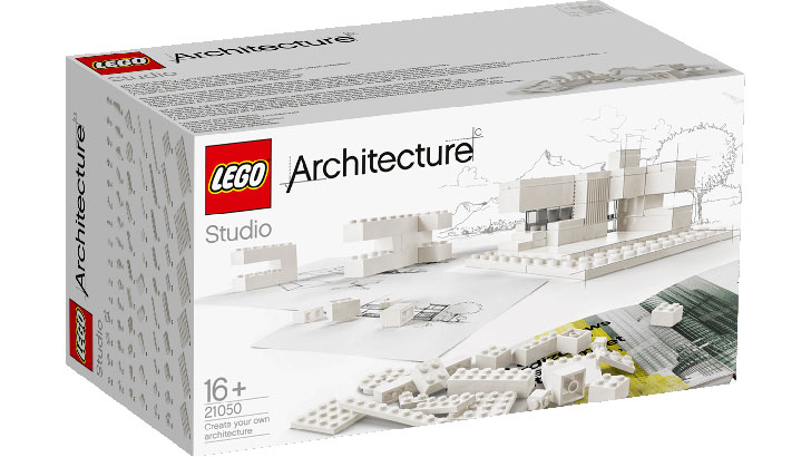 """LEGO Architecture series indiaartndesign"""