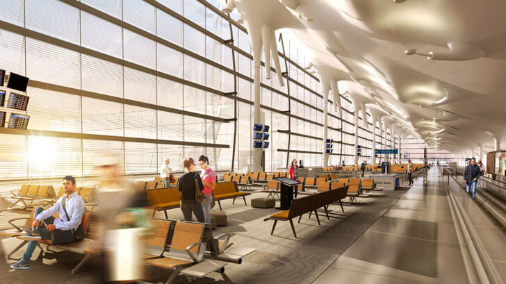 """""""GilBartolome Lahore Airport structural glazing indiaartndesign"""""""