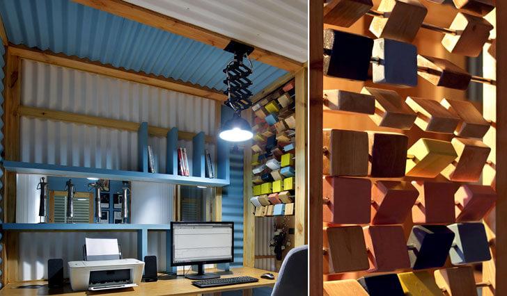 """""""coloured blocks Manoj Patel Design Studio indiaartndesign"""""""