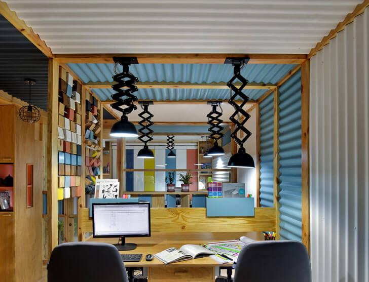 """workstation Manoj Patel Design Studio indiaartndesign"""
