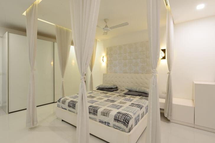 """muneebsaleem master bedroom interior indiaartndesign"""
