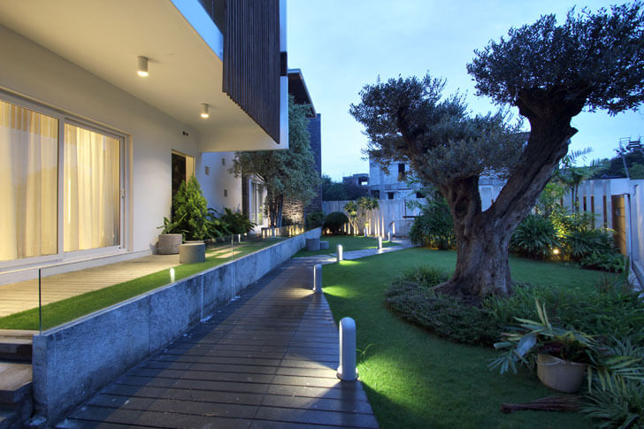 """""""landscaping ar niroop reddy courtyard house indiaartndesign"""""""