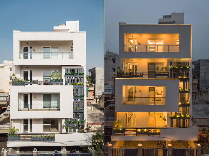"""residential architecture renesa architects indiaartndesign"""