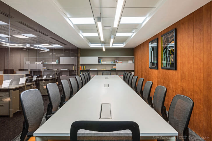 """conference room studio AHA sohamm unicorp indiaartndesign"""