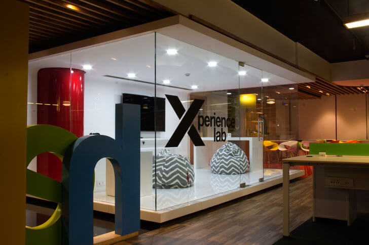 """experience centre fractal ink design studio indiaartndesign"""