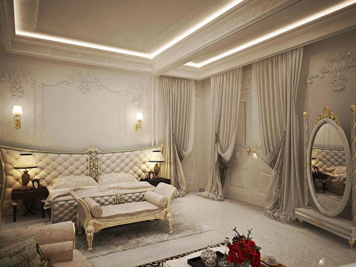 """""""master suite classic ansa interiors indiaartndesign"""""""
