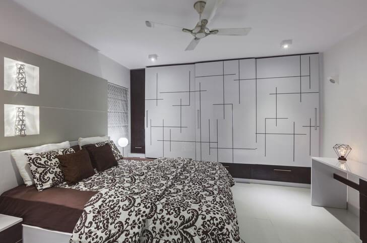 """bedroom haven ashwin architects indiaartndesign"""