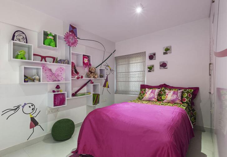 """""""children bedroom haven ashwin architects indiaartndesign"""""""