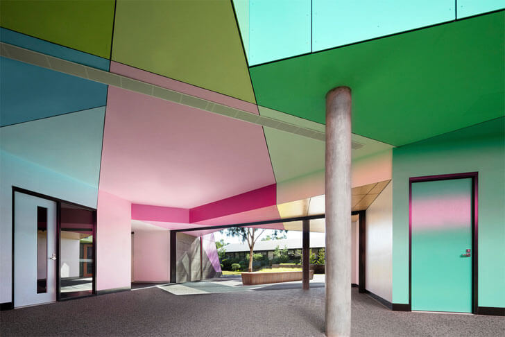 """Ivanhoe interstitial spaces MCR Architects indiaartndesign"""