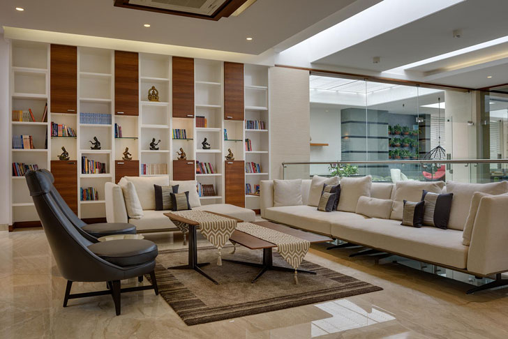 """family room cubism architects indiaartndesign"""