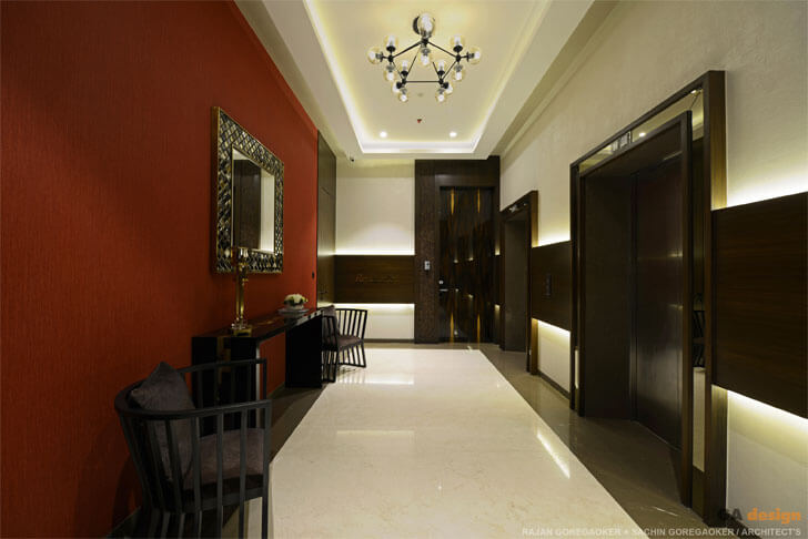 """lift lobby GA Design indiaartndesign"""