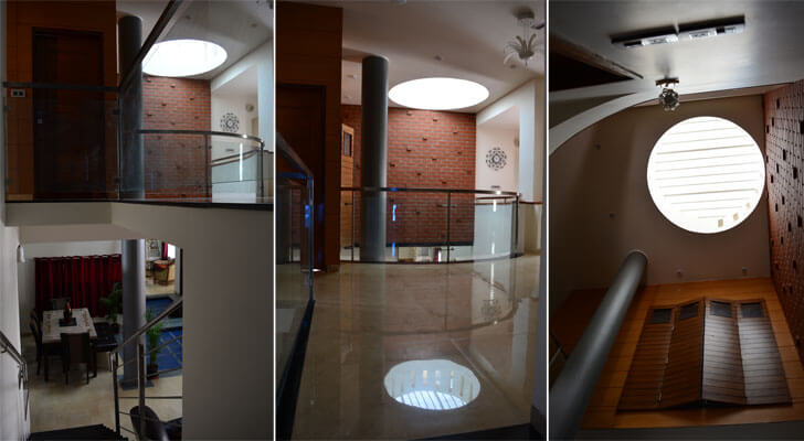"""skylight interface architects indiaartndesign"""